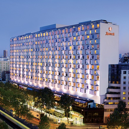 Marriott Rive Gauche - Paris